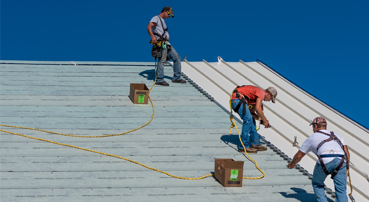 Why Roof Repairs Remain a Priority in Commercial Buildings