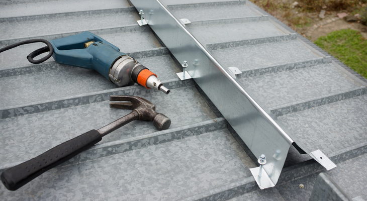 10 Reasons You Should Get Your Metal Roof Repaired Before The Winter
