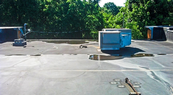 Reasons Why Your Commercial Building Roof Is Leaking
