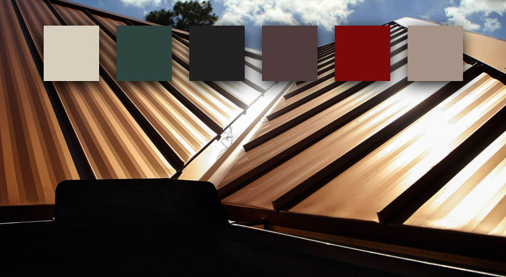 Best Paint Options For Your Metal Roofings