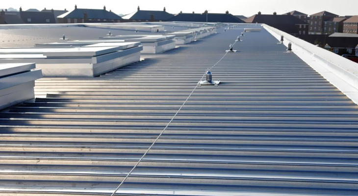 Key Features Of Industrial Roofing Services