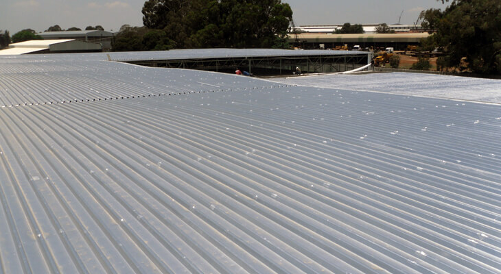 Industrial Roofing Keeps Your Workplace Workable