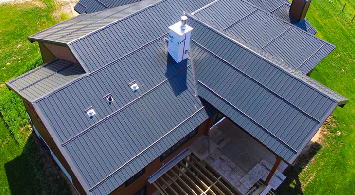 5 Things To Know About Metal Roofing