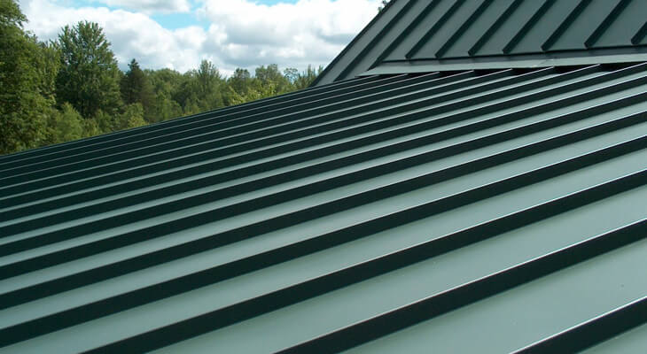 Best Practices For Metal Roof Seaming