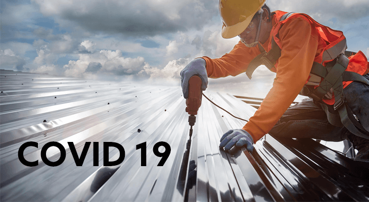 Roofing Industry Best Practices During The Covid-19 Pandemic