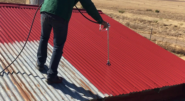 The Benefits Of Painting Your Metal Roof