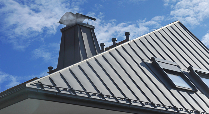 The 3 Most Common Types Of Metal Roofing