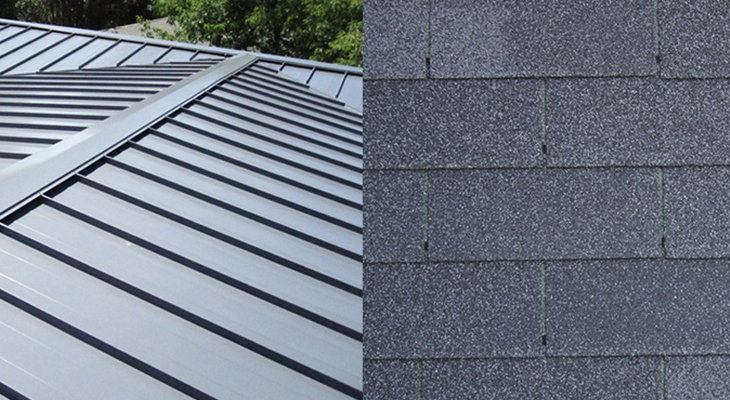 Are Metal Roofs Better Than Asphalt Shingles?
