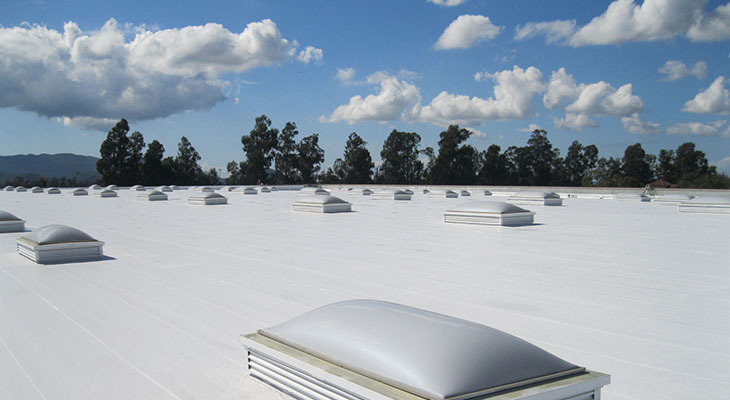 What Are The Benefits Of Thermoset Roof Membrane?