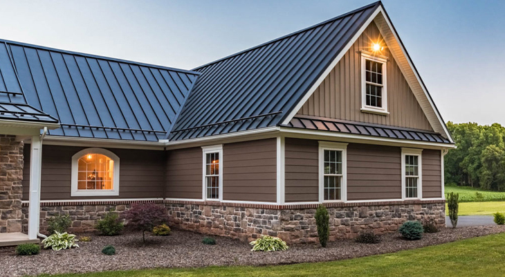 Things You Should Know About First Time Residential Metal Roofing
