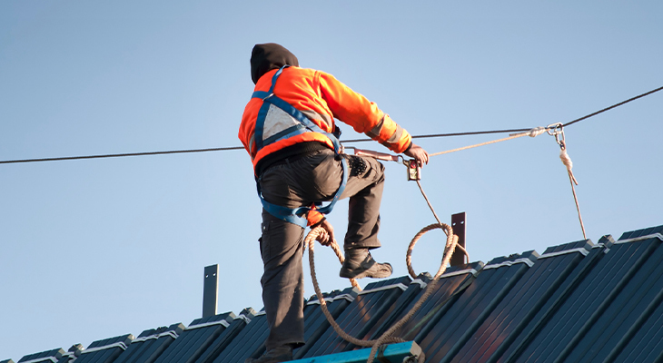 Some Psychological Factors That May Affect A Roofing Worker