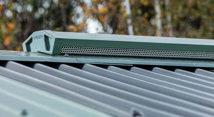 All You Need To Know About Ridge Vents For Metal Roofs