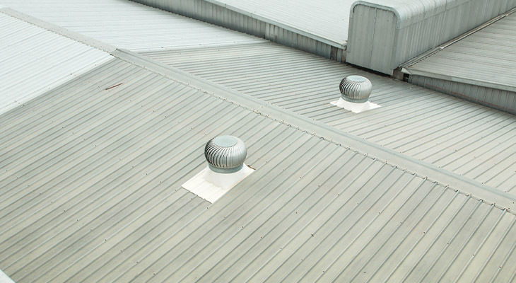 How To Select The Right Metal Roof For Your Commercial Building