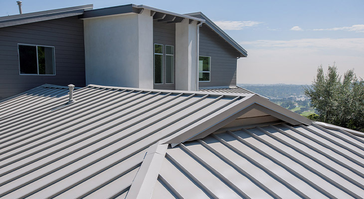 Why Metal Proves To Be The Best Roofing Material For You